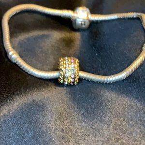Jewelry - 925 sterling silver charm  for pandora bracelet